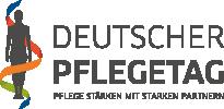 Deutscher Pflegetag 2020 Logo